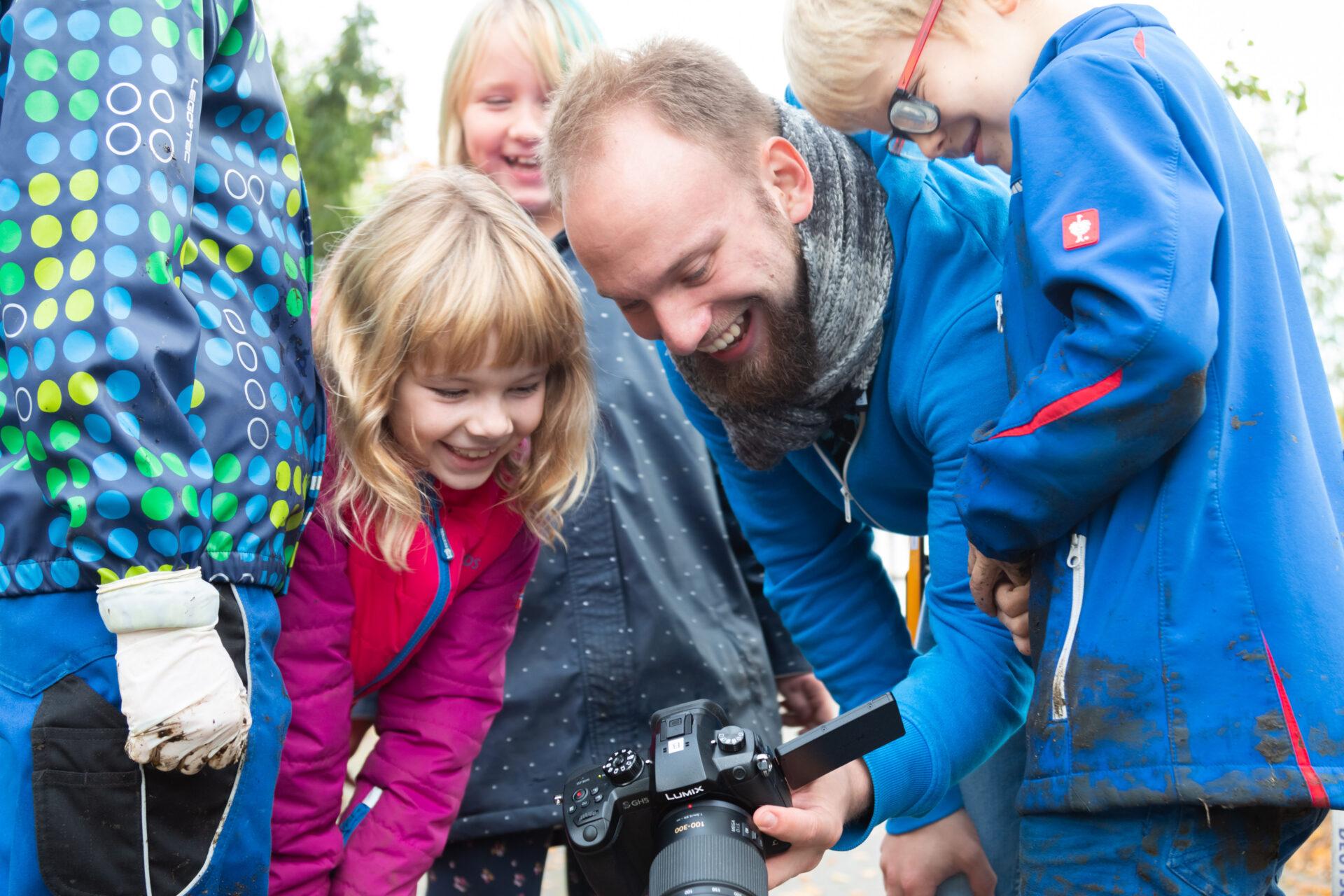 Leon Petzoldt und die glücklichen Naturwächter