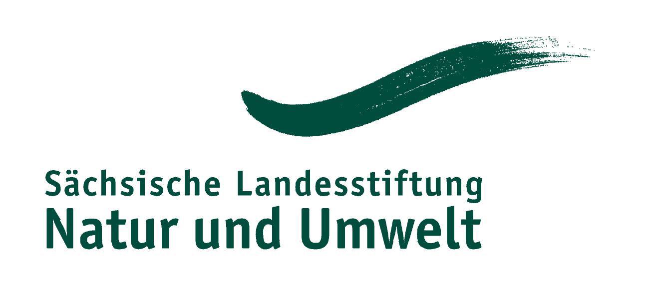 Logo der Sächsischen Landesstiftung Natur und Umwelt